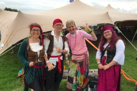 Spokojní piráti na evente