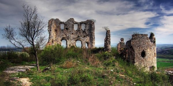 Turniansky hrad | Foto: Ľubica Kremeňová