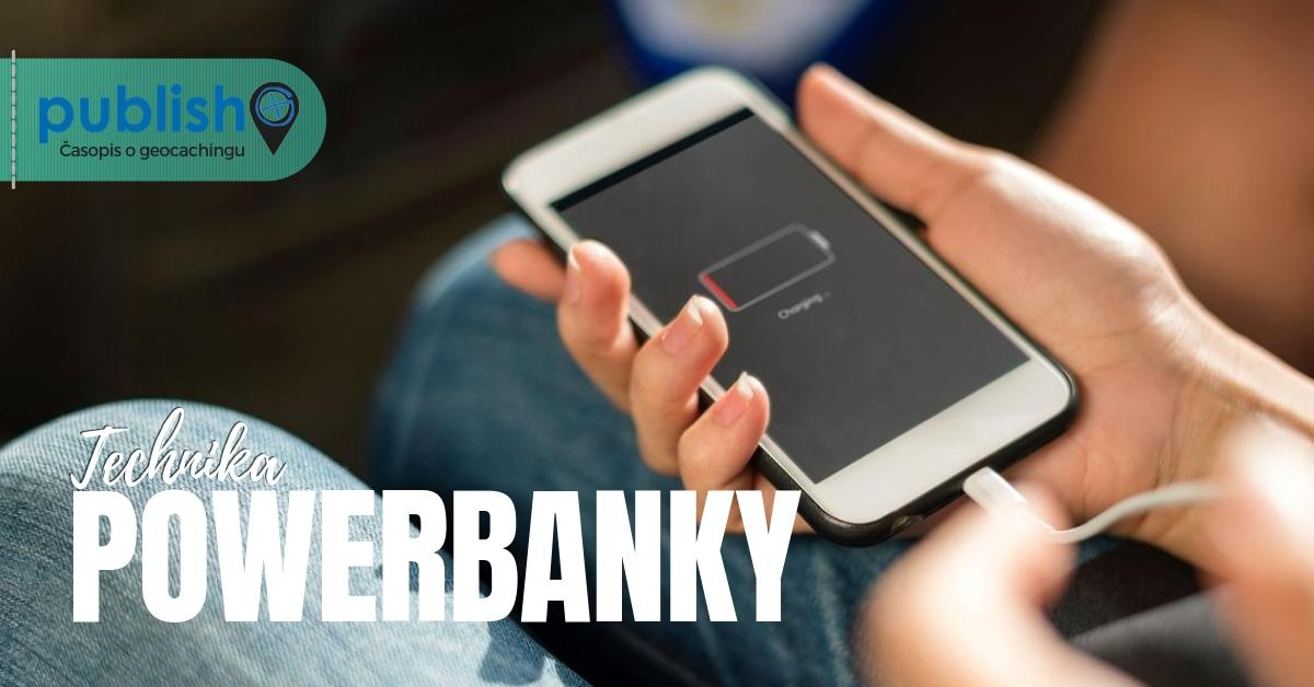 Technika: Powerbanky