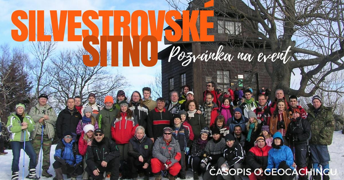 Pozvánka na event: Silvestrovské Sitno