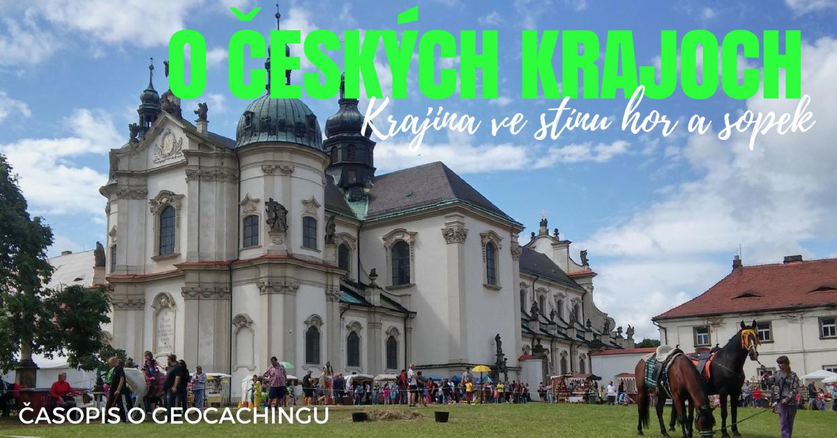 O českých krajoch: Krajina ve stínu hor