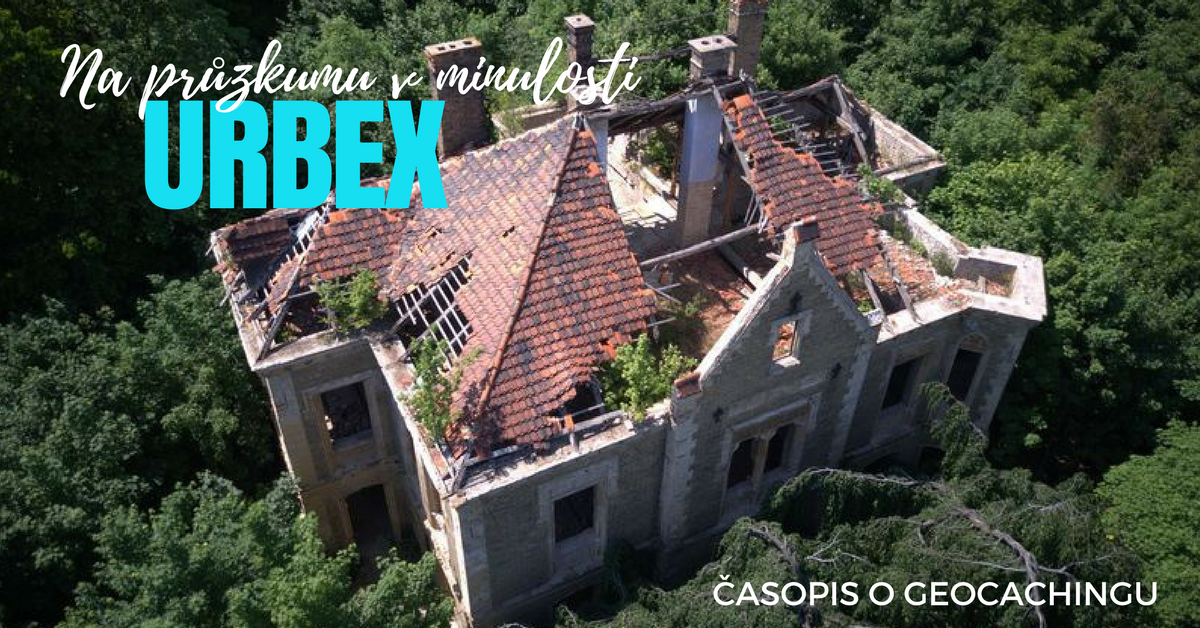 Urbex, urbexové budovy, opustené stavby, urban exploration