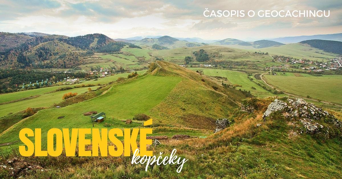 Slovenské kopčeky, Slovensko, kraje, kopce, kopčeky, geocaching, turistika, výlety, hory