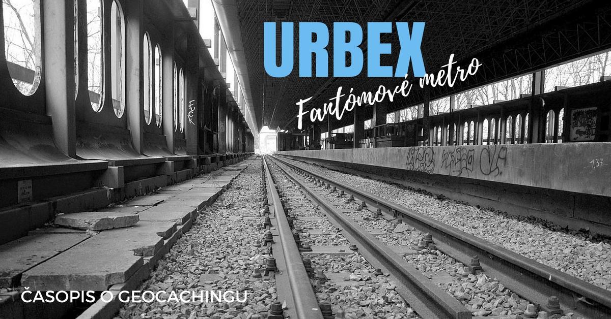 metro, fantómové metrá, Charleroi, urbex