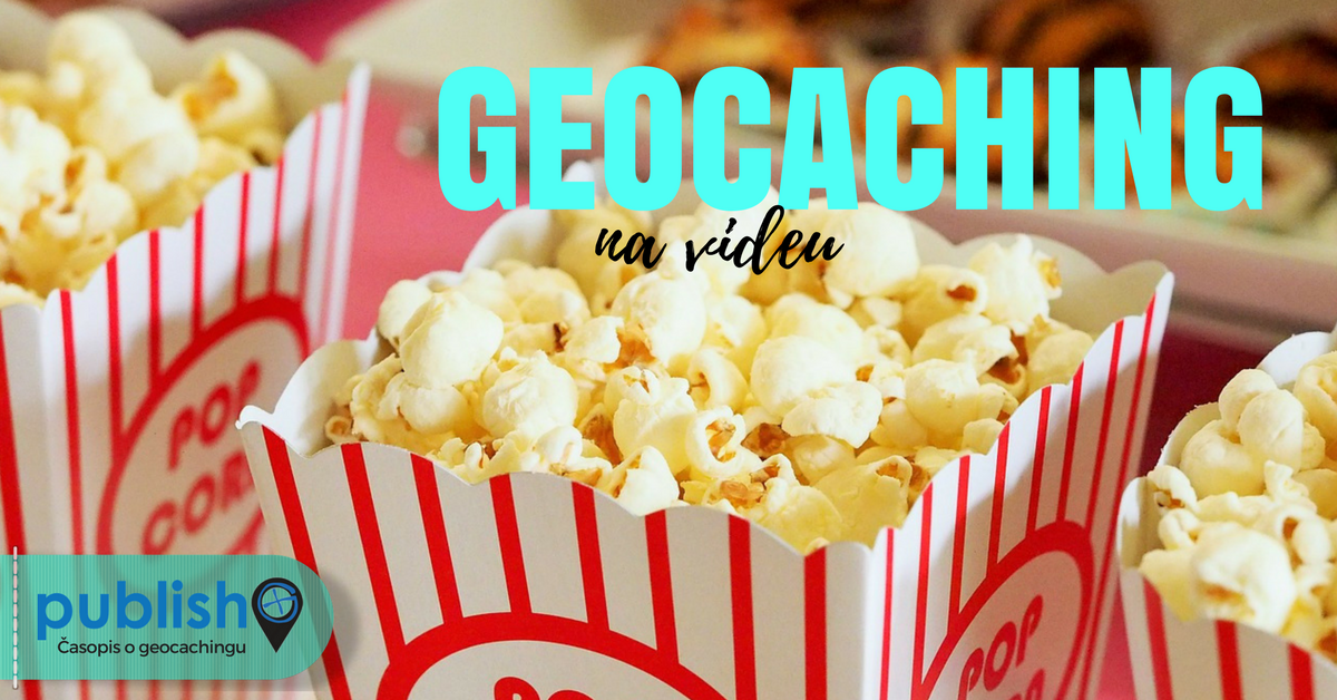 Geocaching na videu