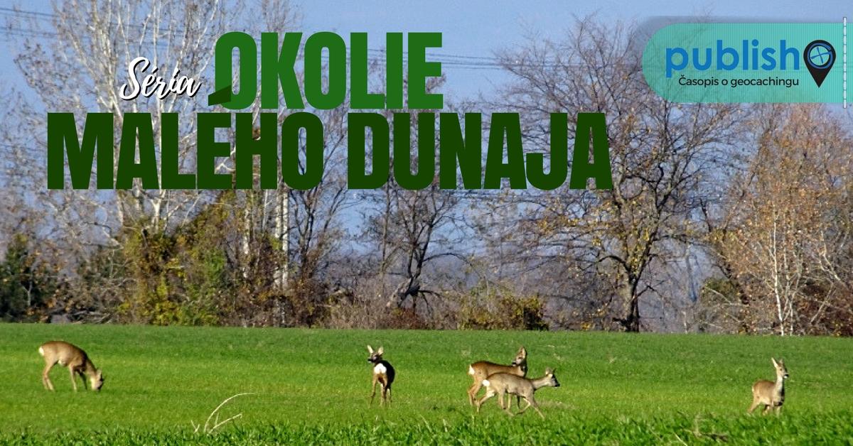 Okolie Malého Dunaja