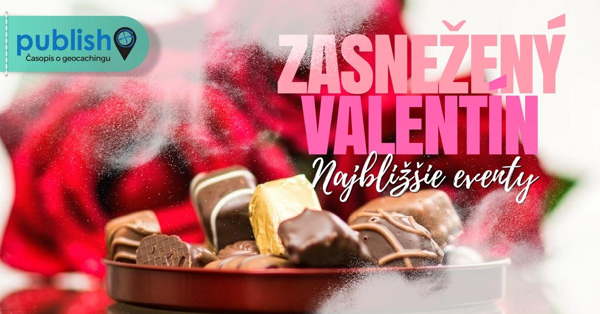 Najbližšie eventy: Zasnežený Valentín
