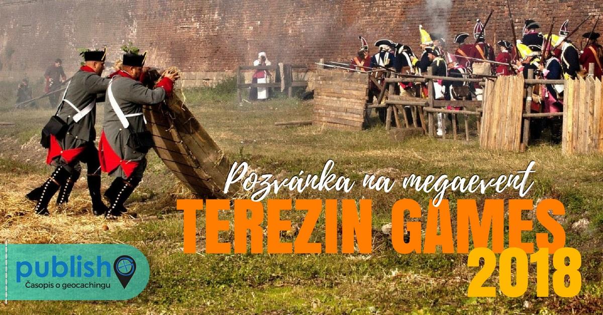 Pozvánka na megaevent: Terezin games 2018