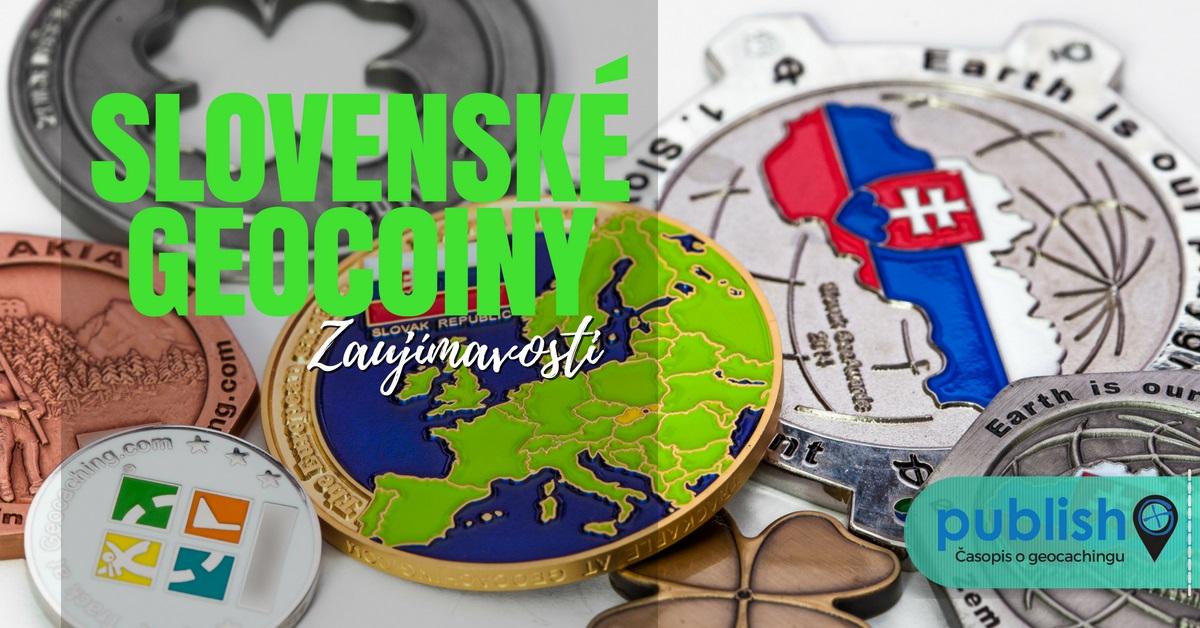 Zaujímavosti: Slovenské geocoiny