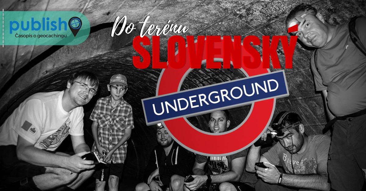 Do terénu: Slovenský underground