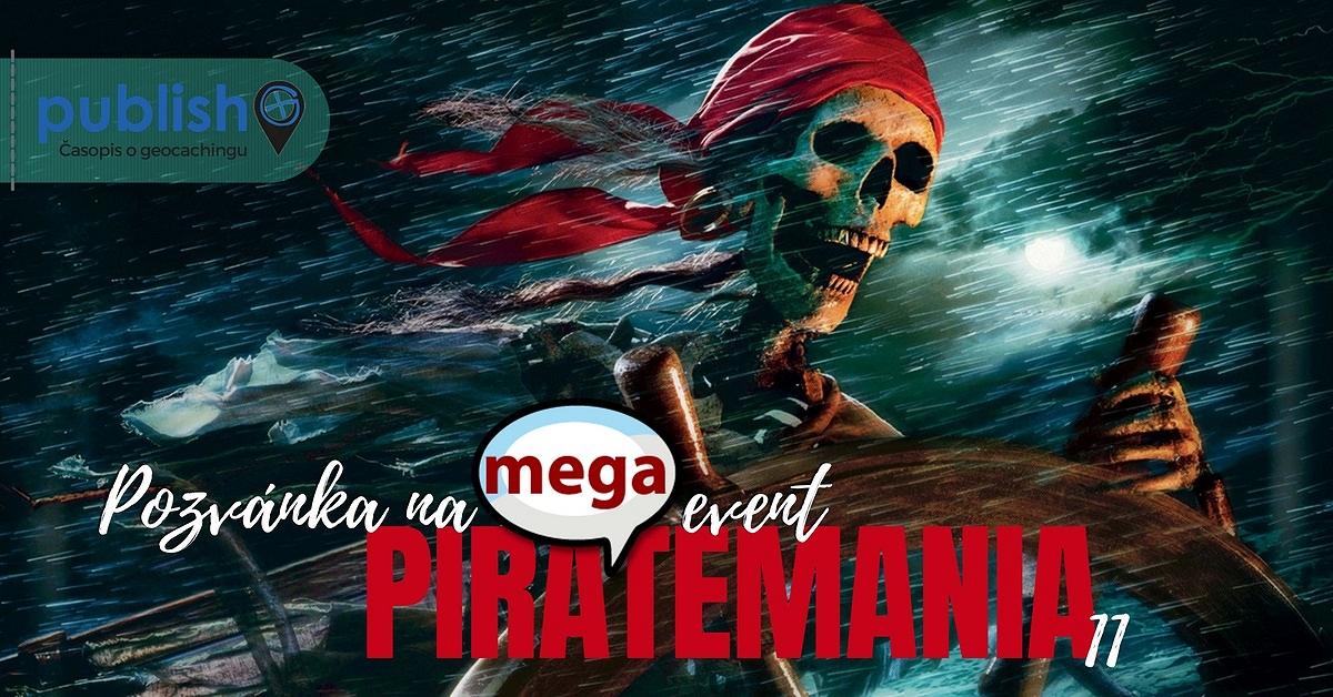 Pozvánka na megaevent: Piratemania 11