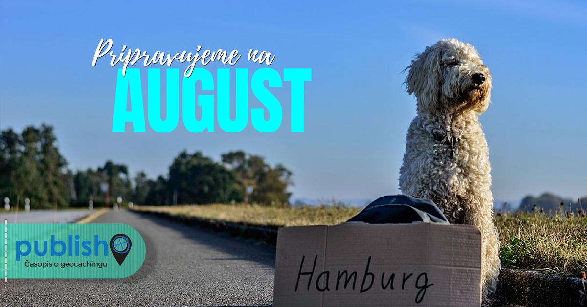 Pripravujeme na august 2018, príbehy o geocachingu