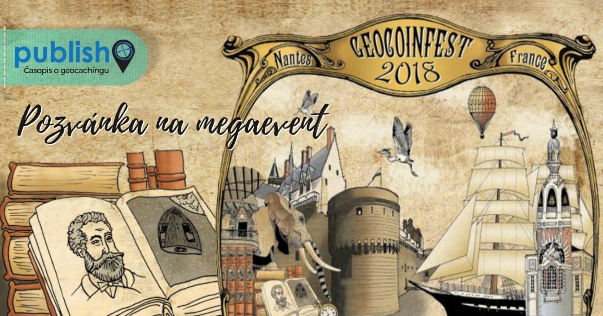 Pozvánka na megaevent: GeoCoinFest Europe 2018