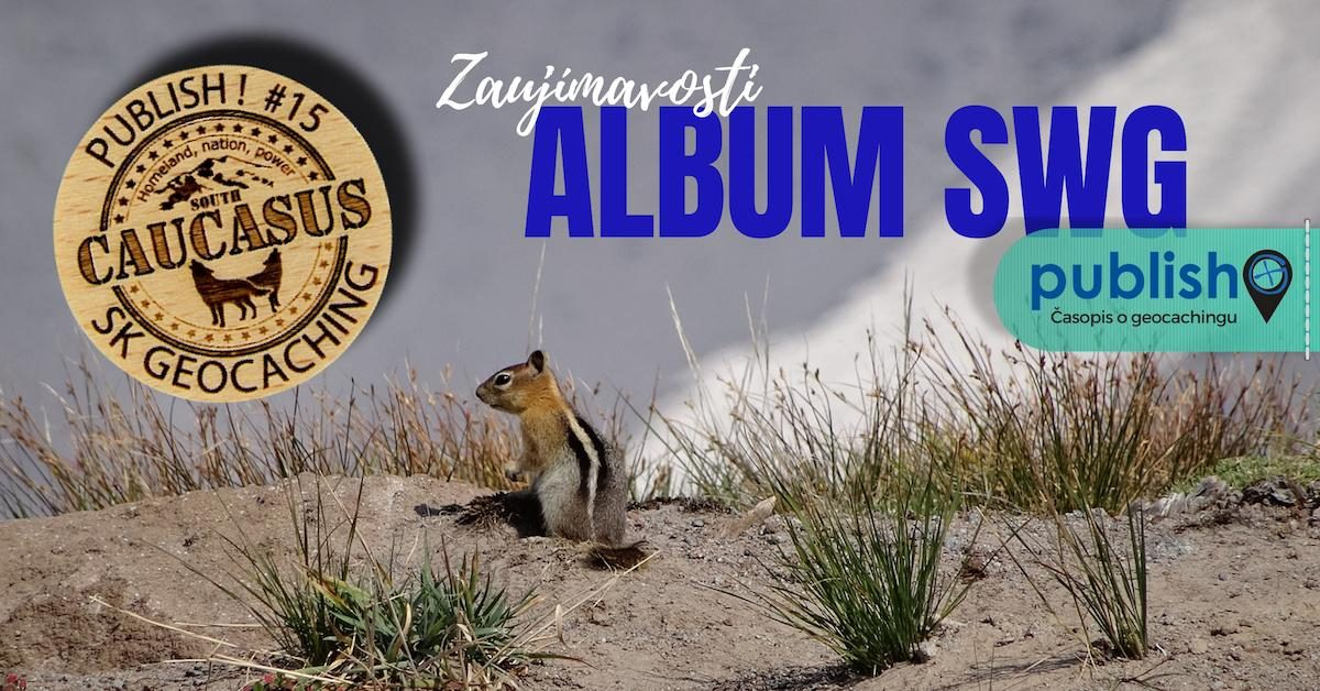 Zaujímavosti: Album SWG Publishu