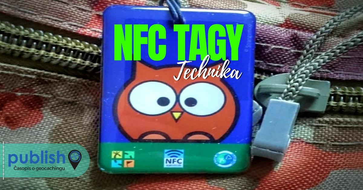 Technika: NFC tagy
