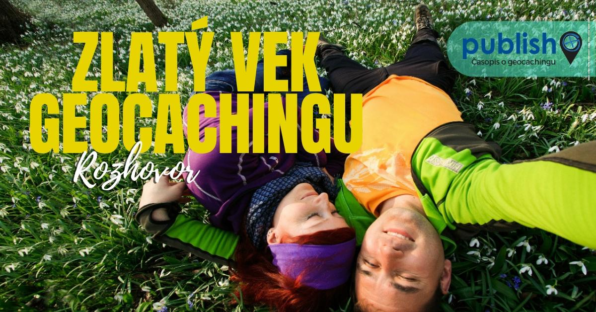 Rozhovor, Rikitan: Zlatý vek geocachingu