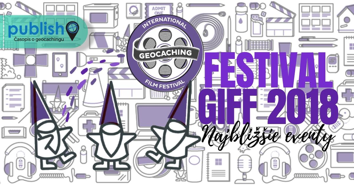 Najbližšie eventy: Festival GIFF 2018