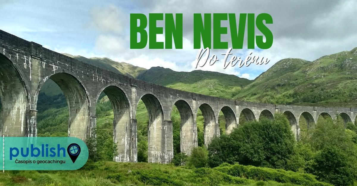 Do terénu: Ben Nevis