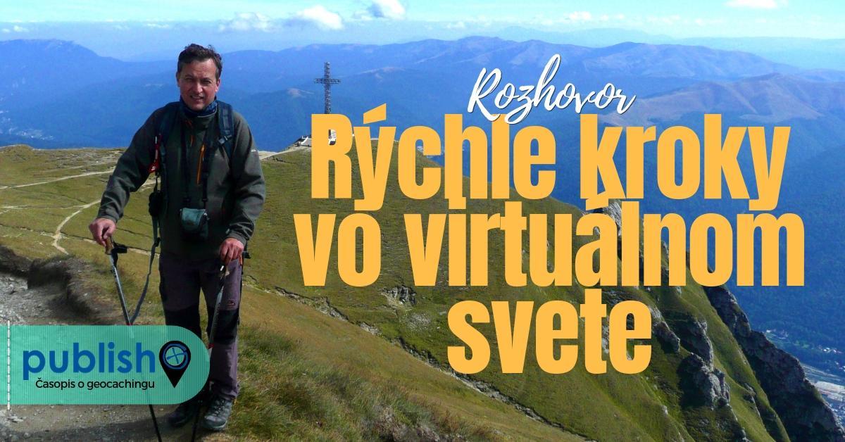 Kikonan: Rýchle kroky vo virtuálnom svete