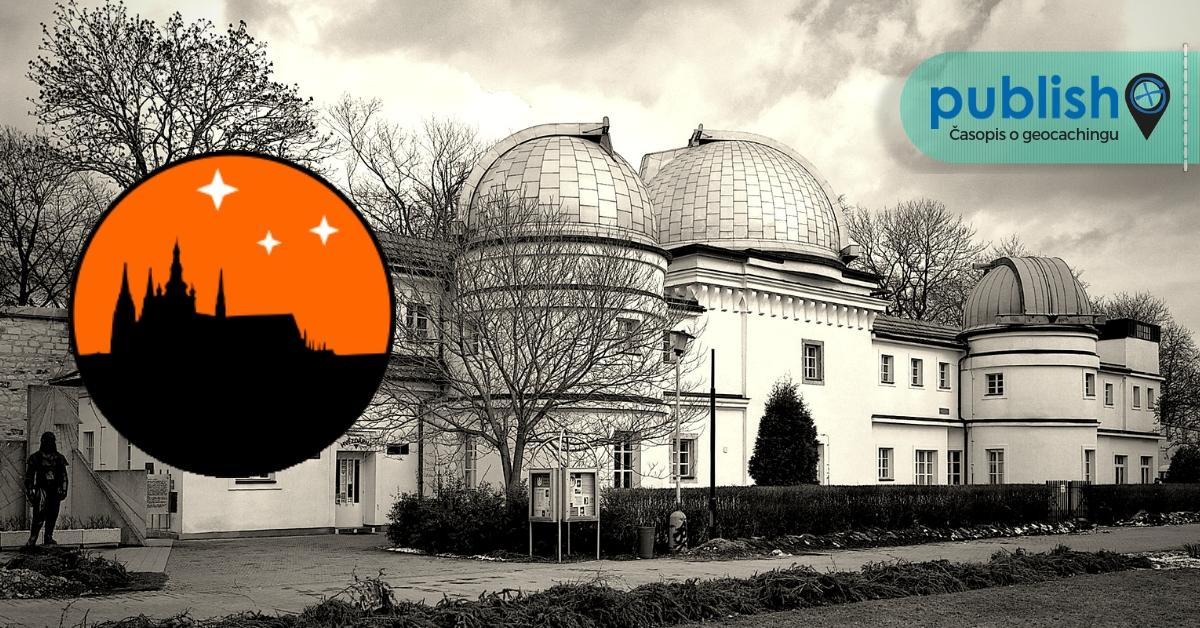 Pozvánka na megaevent: Praga Astronomica