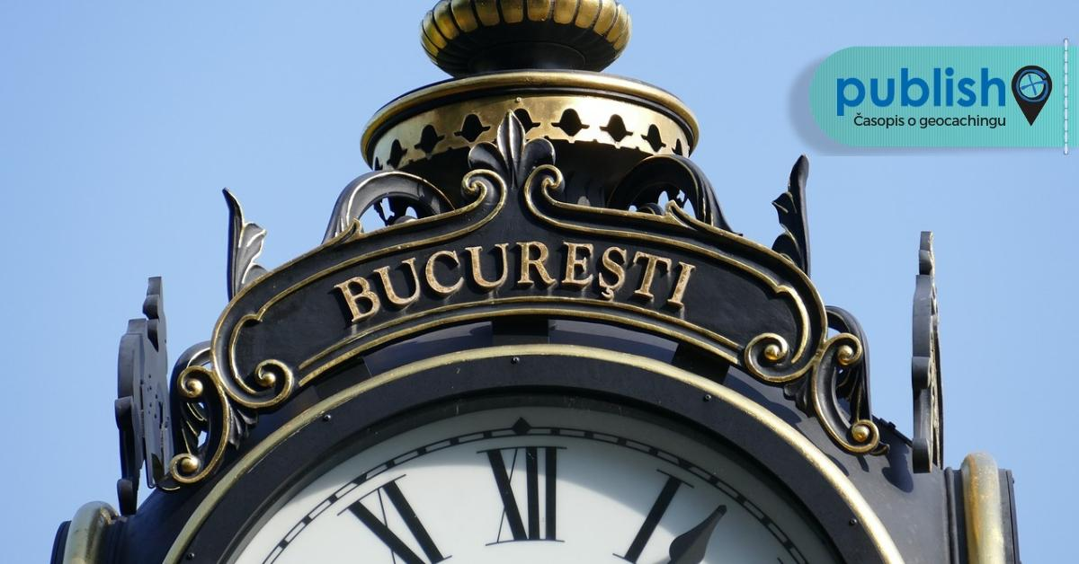 Na ceste: Bukurešť: Geobusiness trip